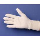 Knit wrist glove
