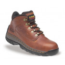 Tred tan waxy leather chukka boot