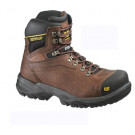 """Diagnostic wide fit brown heavy duty 6"""" boot"""