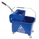 Mop bucket & wringer economy