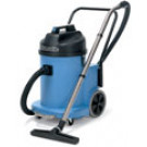 Wet & dry tub vacuum